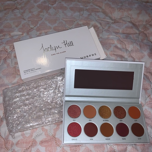 Morphe Other - Jaclyn Hill Ring the Alarm Palette